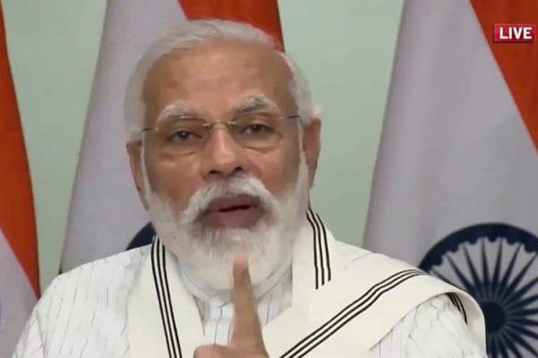 प्रधानमंत्री नरेंद्र मोदी ने सभी राज्य के मुख्यमंत्रियों सेअनलॉक 2.0 की योजना बनाने की अपील।